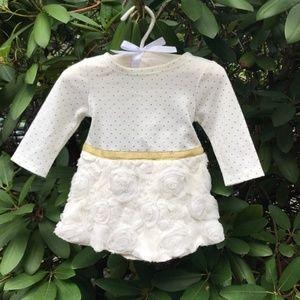 Koala Baby Girl Winter Dress *9M